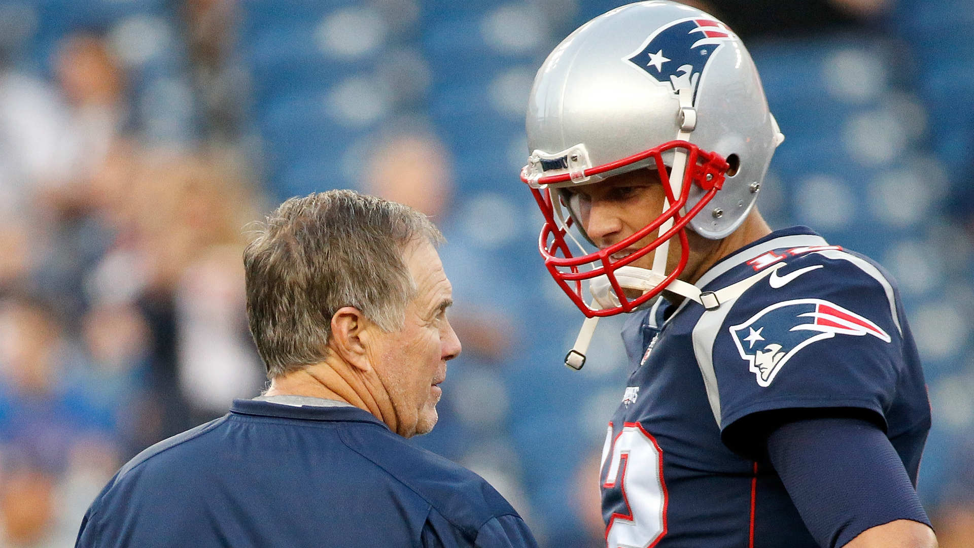 Bill Belichick says he will 'absolutely' coach Patriots next season