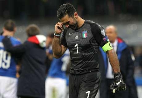 Buffon ponders Euro 2020