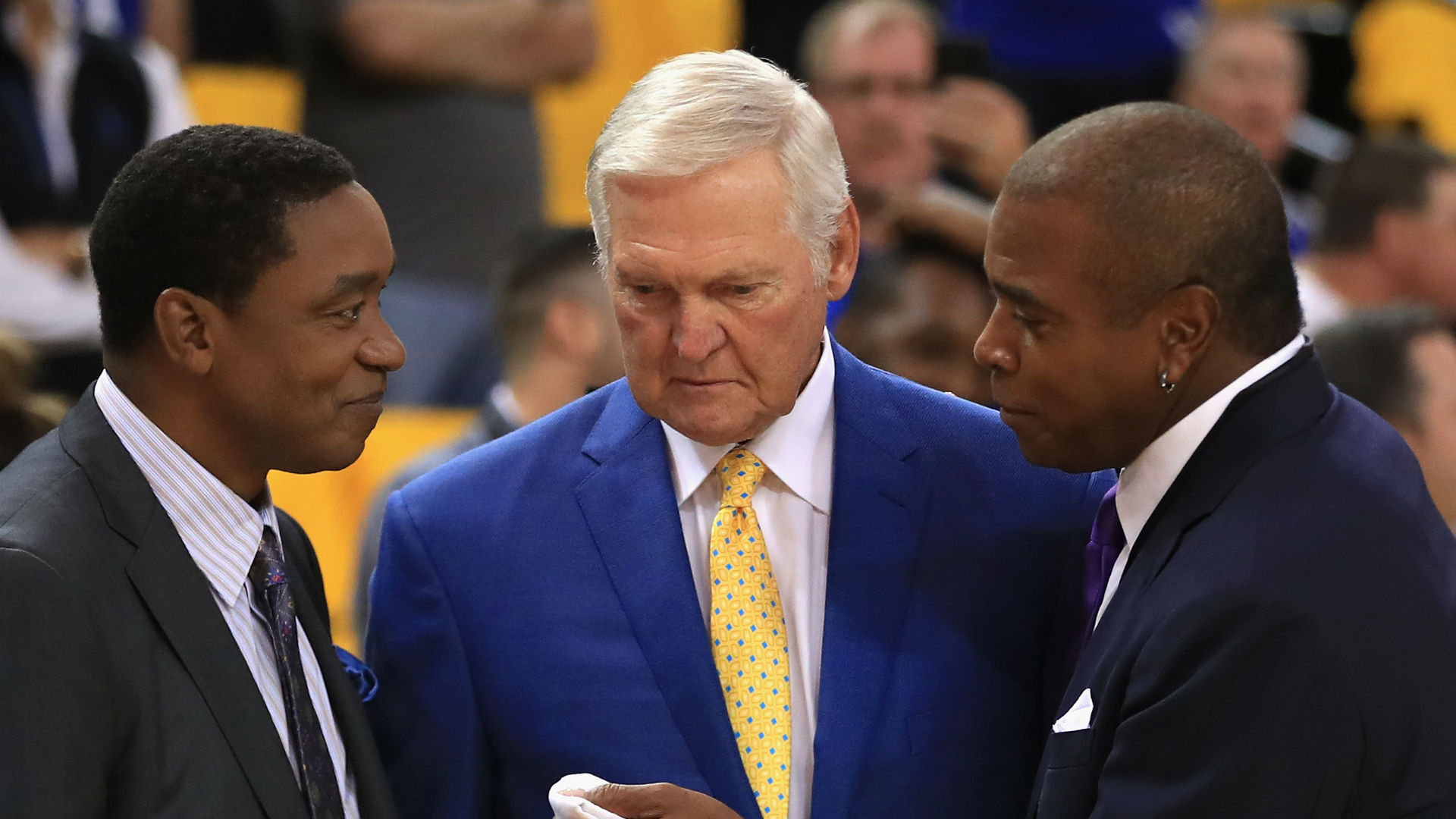 NBA icon Jerry West bound for Clippers after Warriors title runs