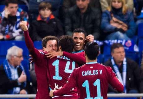 REPORT: Espanyol 0-5 Sociedad