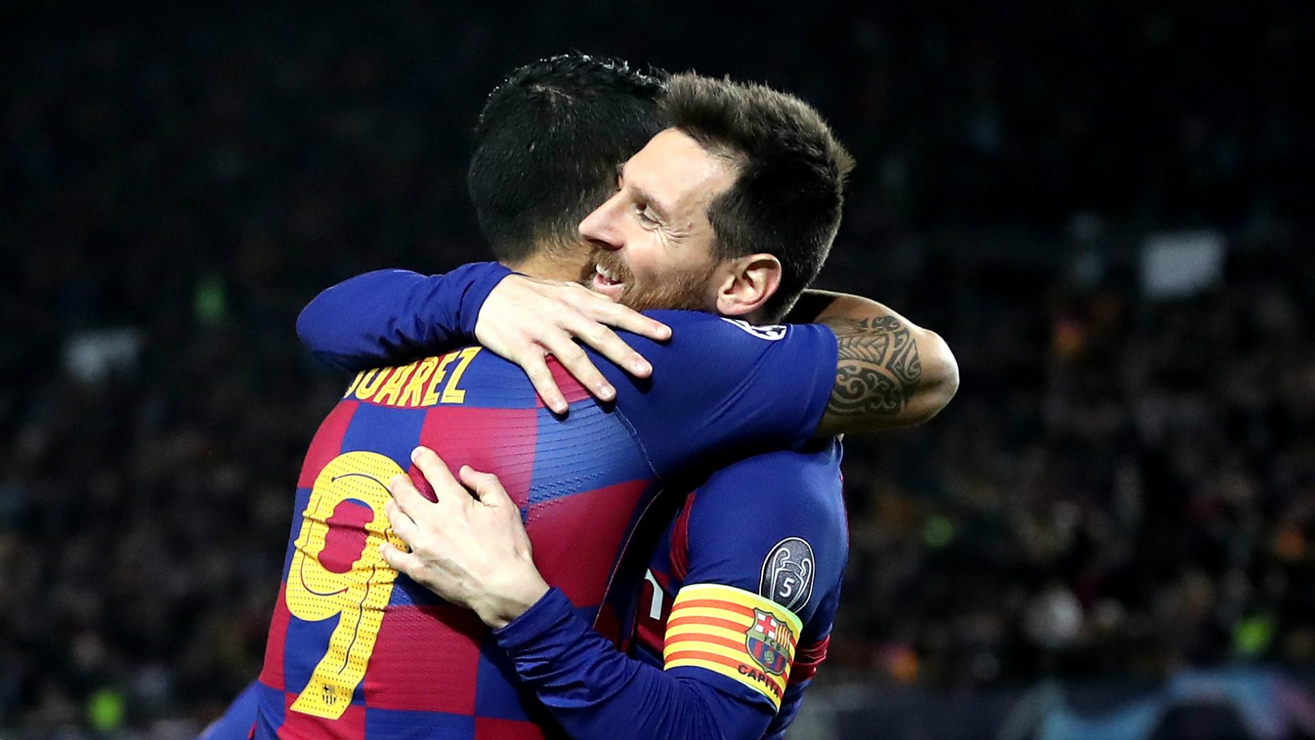 Barcelona 3-1 Borussia Dortmund: Qualification sealed by Suarez, Messi and Griezmann
