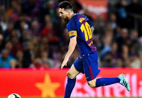 Valverde hails Messi: 'He's extraordinary'