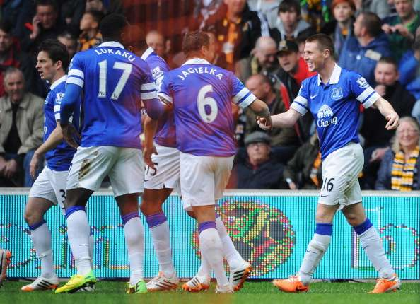 REVIEW Liga Primer Inggris: Everton Akhiri Musim Dengan Kemenangan