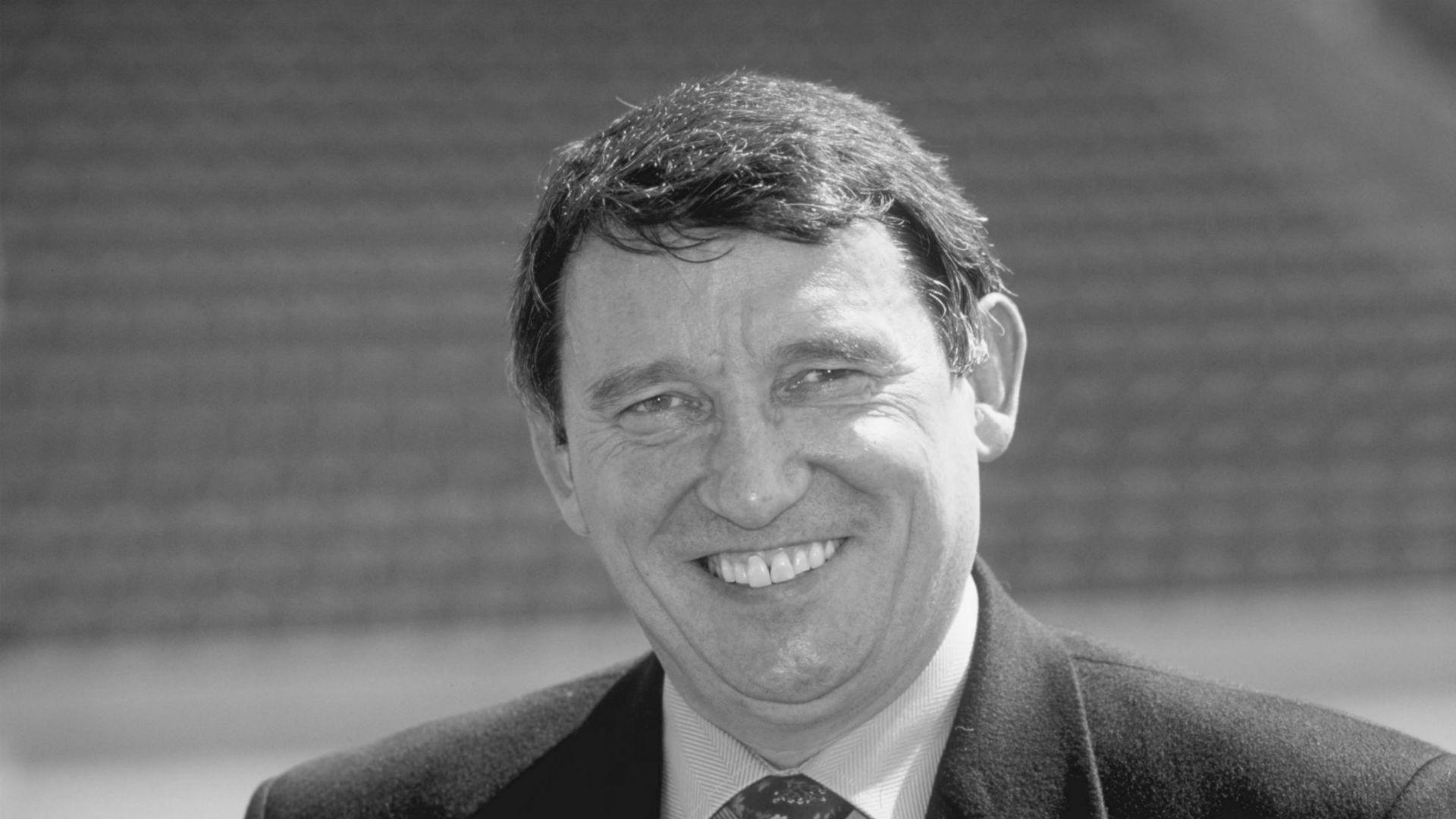 Former England manager Graham Taylor dies