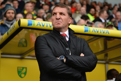 Rodgers enjoying Liverpool freedom