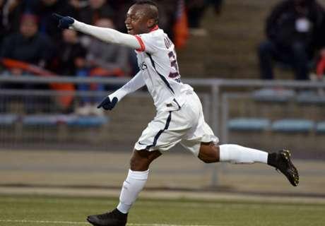 RATINGS: Lorient 1-2 PSG