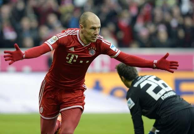 Wel vijf ploeggenoten van Bayern München in team opgenomen