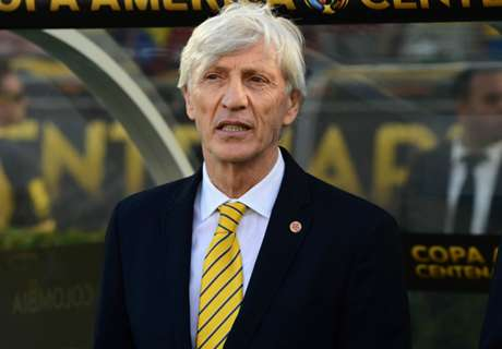 Pekerman happy with Colombia
