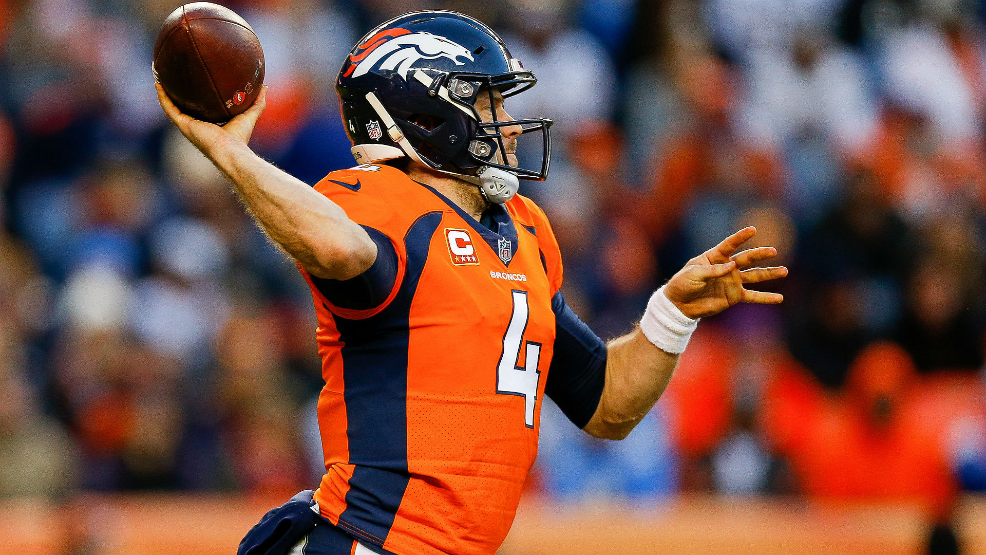 Broncos trading Case Keenum to Redskins