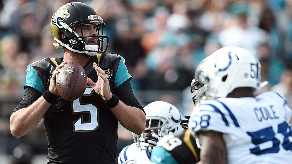 Colts beaten up by Jaguars in first AFC South loss in three