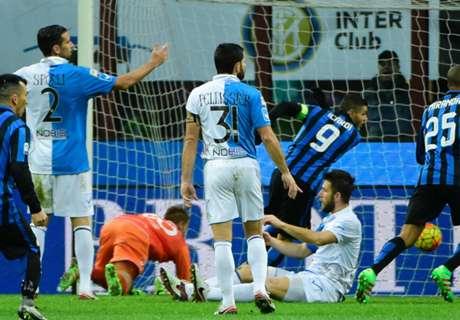 Inter 1-0 Chievo: Winless run ended