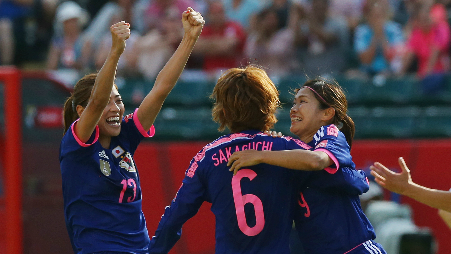 Women's World Cup: Japan advances to face U.S. on England's devastating own goal