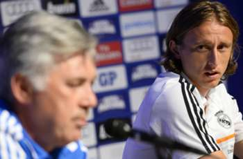 Modric: Ancelotti is my favorite Madrid manager