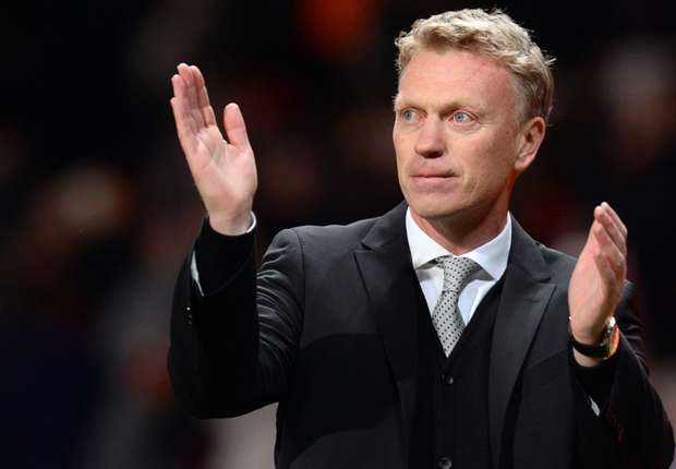 Manchester United boss Moyes eyes Champions League glory