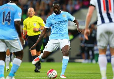 Toure, Aubameyang up for CAF award