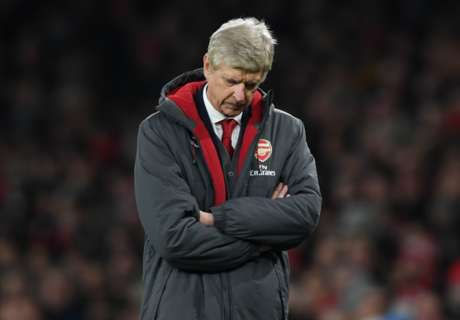 'It looks like the end for Wenger at Arsenal'