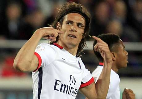 REPORT: Cavani grabs hat-trick for PSG