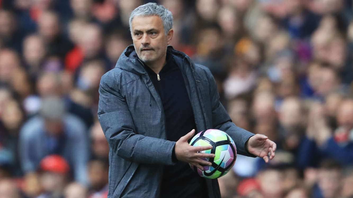 Mourinho makes revelation about Manchester United's top four hopes
