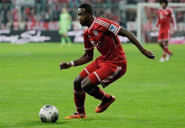 Alaba: Below-par Bayern deserved to beat Arsenal