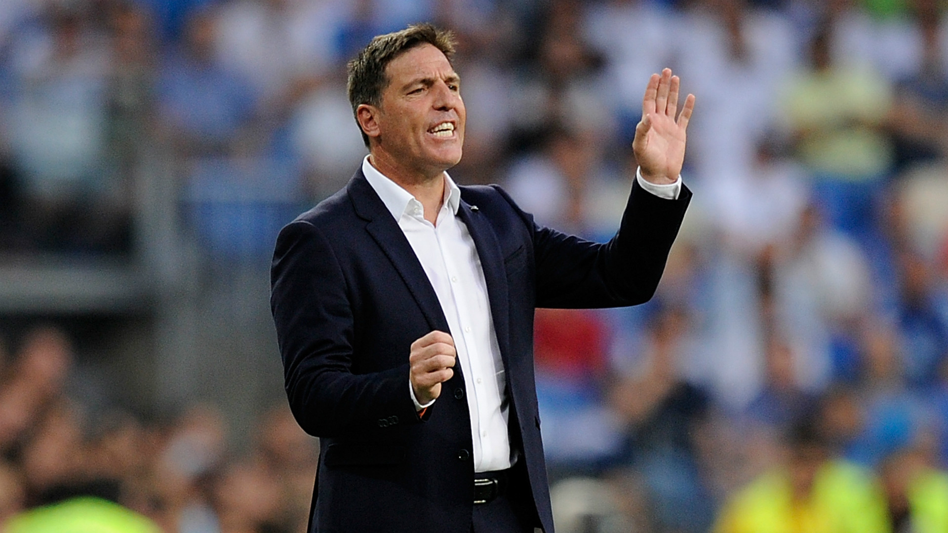 Sevilla reaches deal to hire Eduardo Berizzo as coach