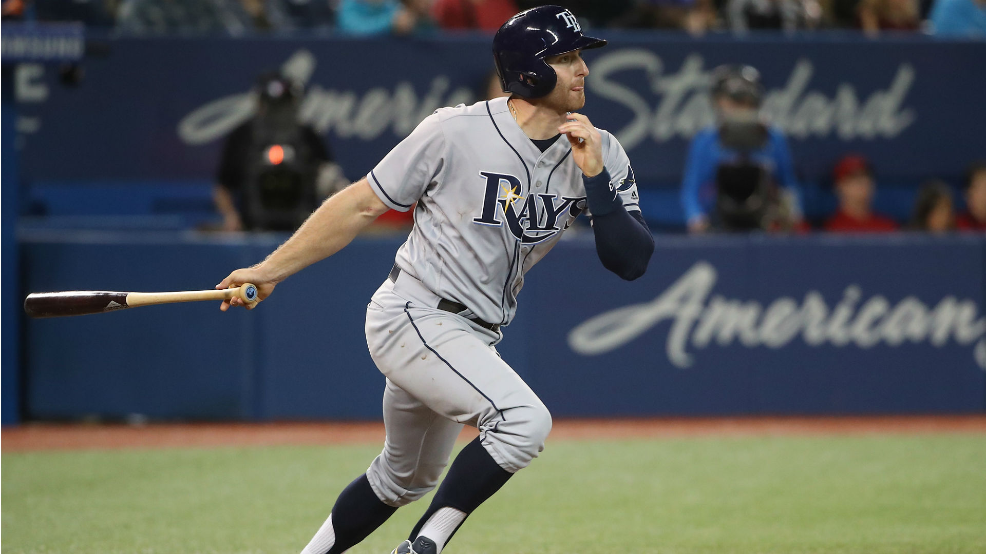 Brewers acquire Brad Miller from Rays for Choi