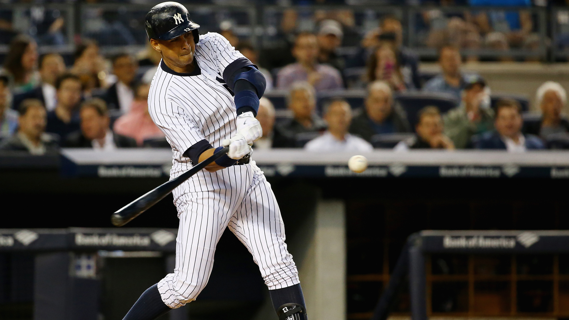 MLB Nightly 9: A-Rod ties Babe Ruth; Nelson Cruz, Bryce Harper alone in HR race