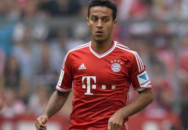 Bayern boosted by Thiago return