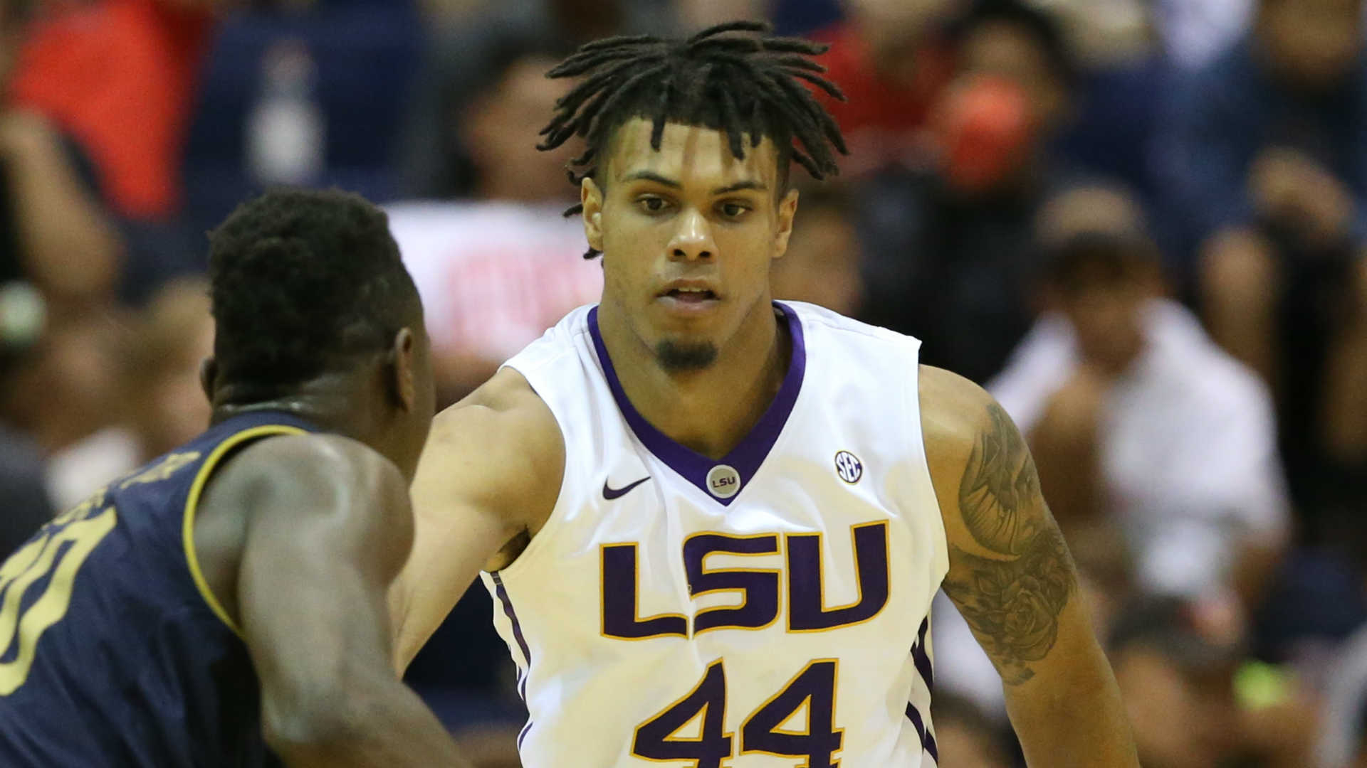 LSU basketball player killed in shooting; police release video of fighting
