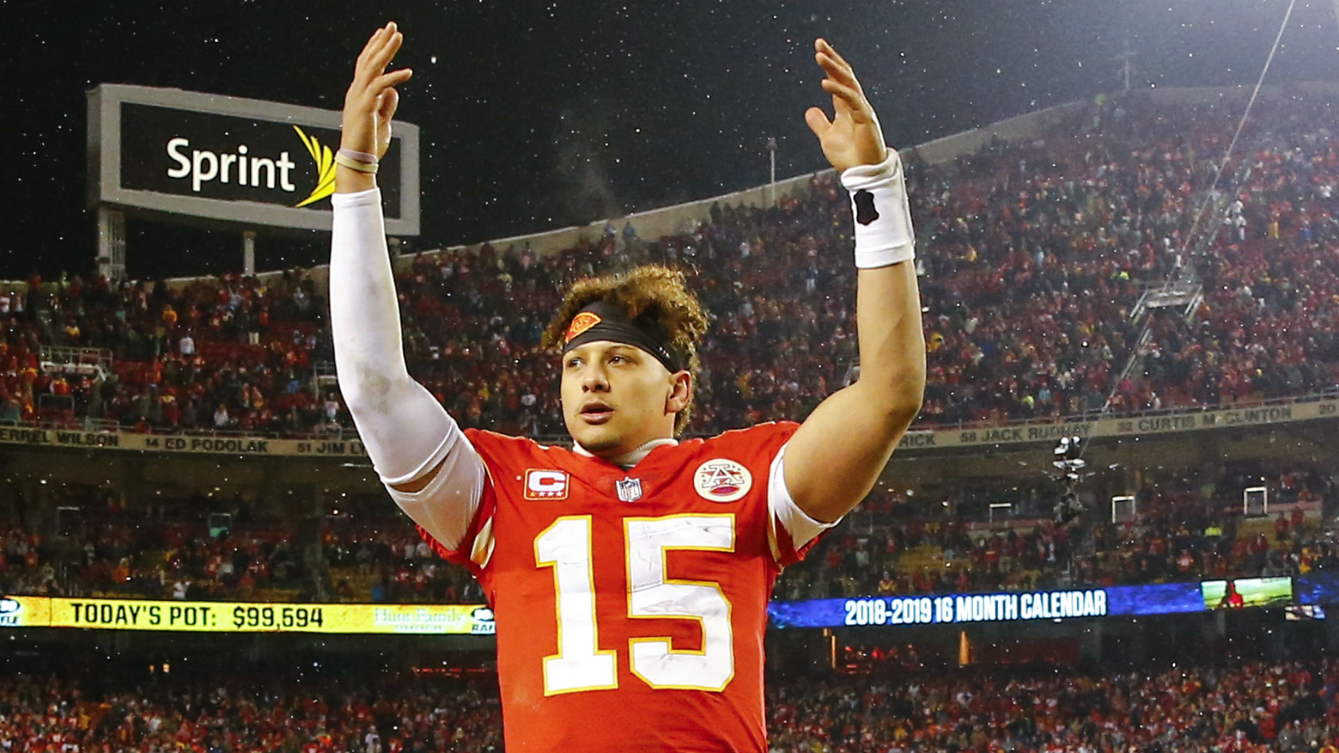 KC's hot young quarterback tipped to become NFL's first $US200m man
