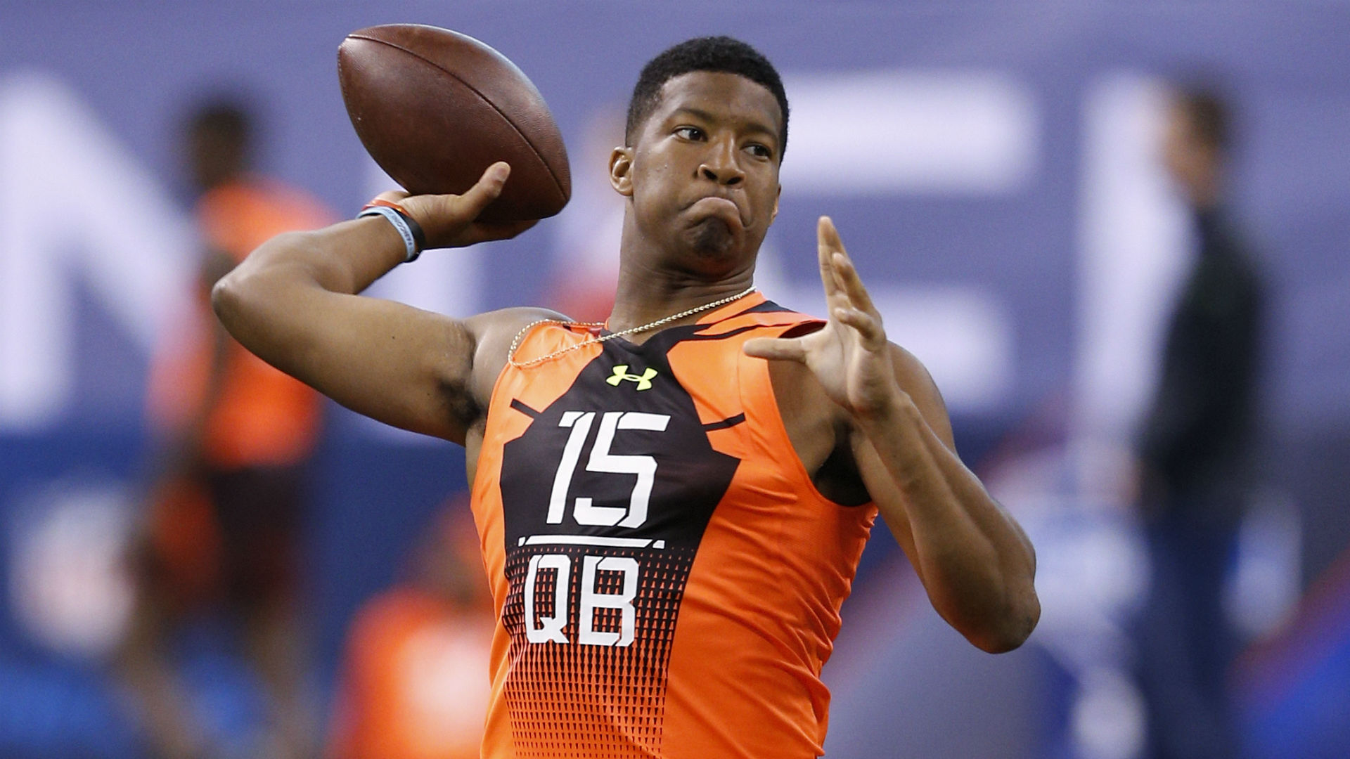 Jameis Winston says he's the 'best player in the draft'