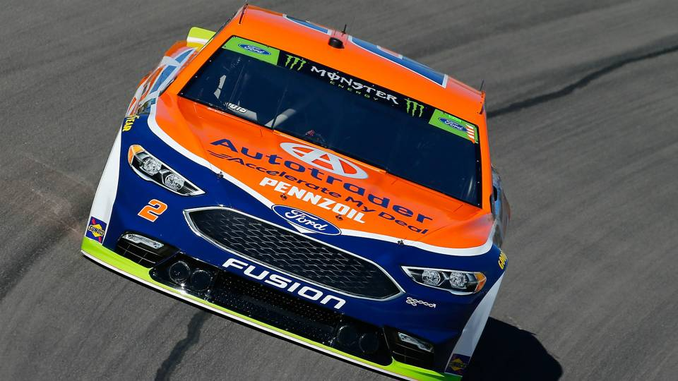 NASCAR results at Las Vegas: Brad Keselowski picks up win in first playoff race of 2018