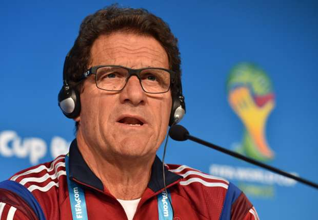 Capello: We were caught out trying to win the game