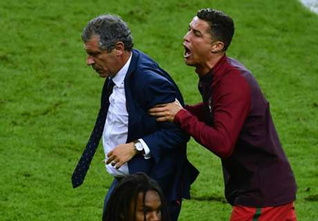 Mou questions Ronaldo's Euro antics