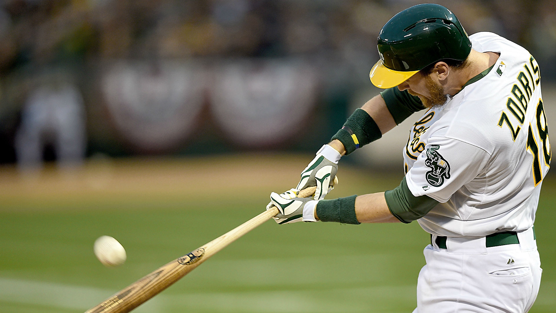 Athletics' utilityman Ben Zobrist to undergo arthroscopic knee surgery