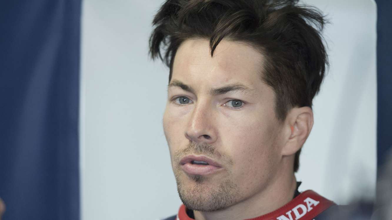 Motorbike star Nicky Hayden suffered brain damage in cycling accident