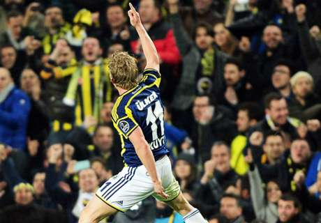 Fenerbahce wins in Turkish Cup