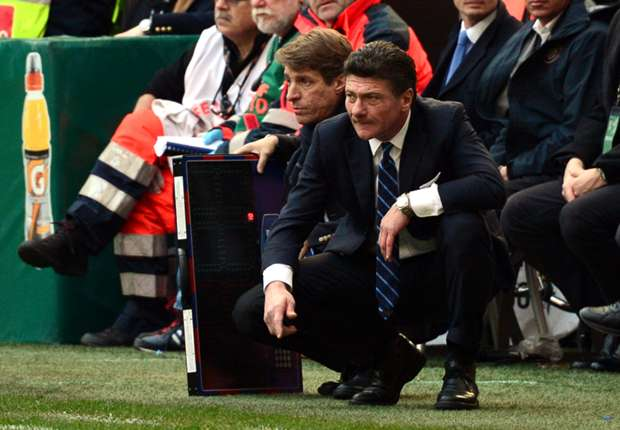 Walter Mazzarri: Inter must be more ruthless