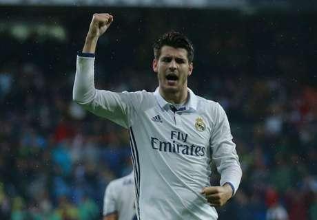 Zidane vows to play Morata more