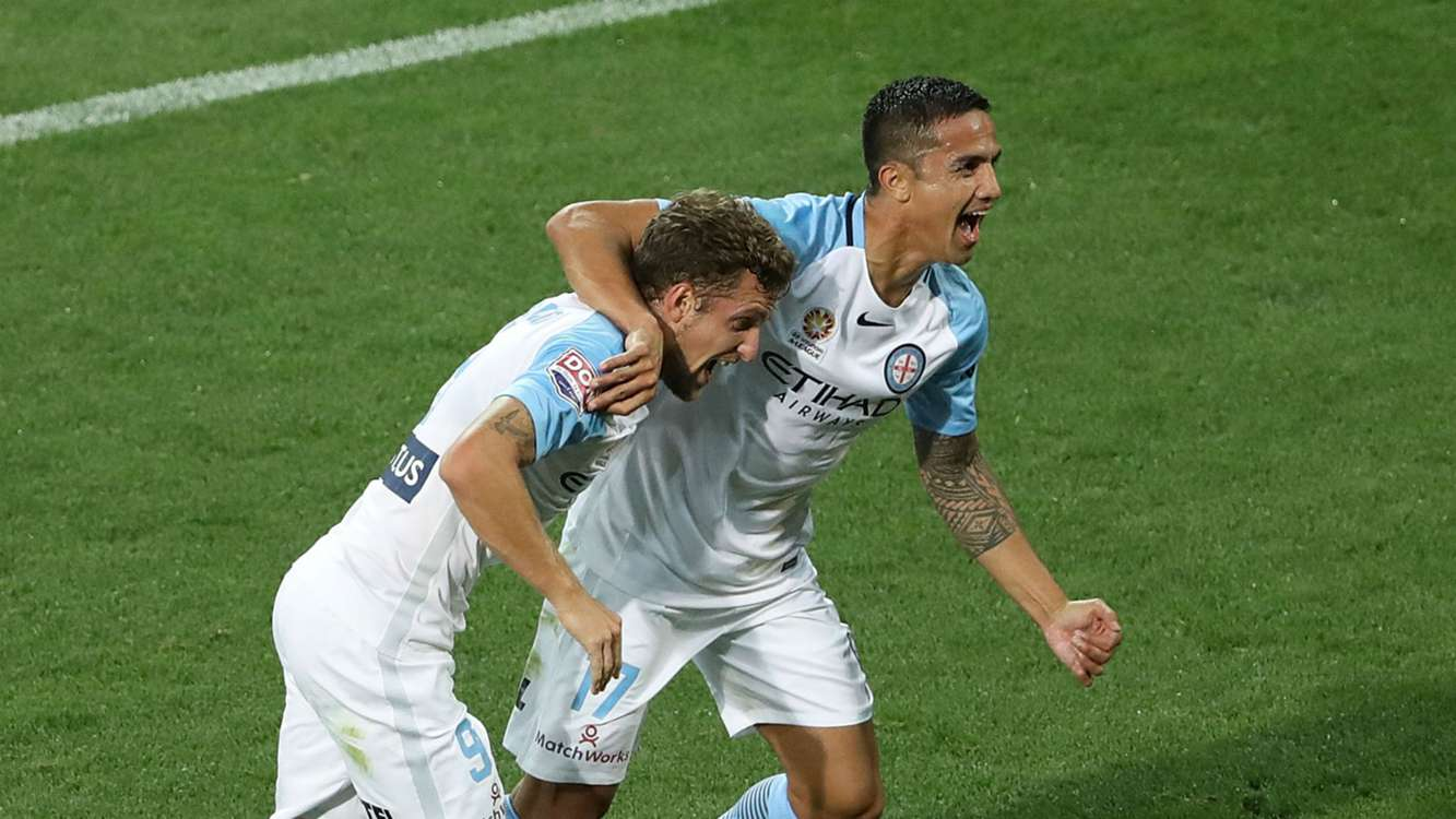 Melbourne City 1 Adelaide United 0: Cahill on hand to boost top-four hopes