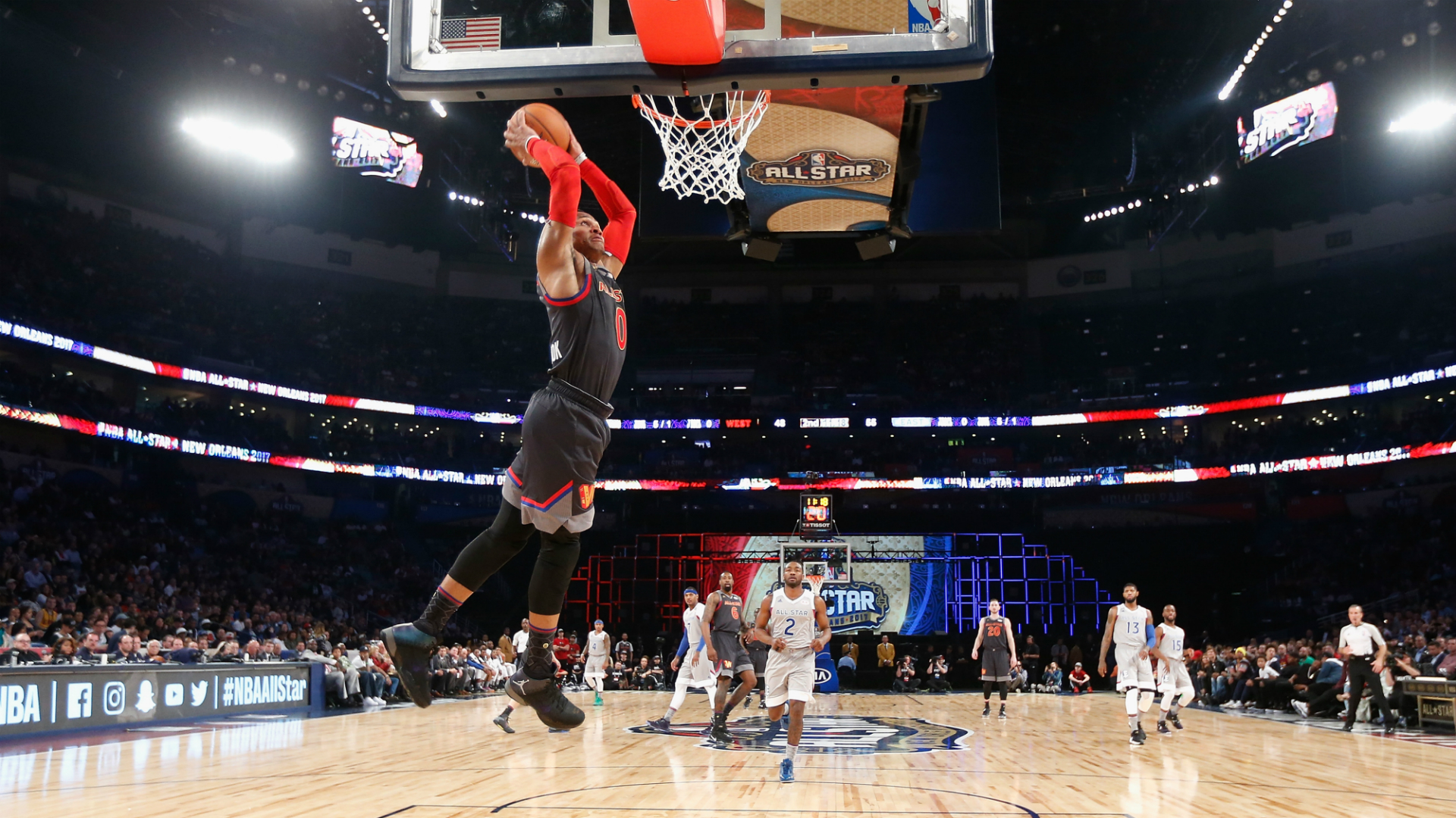 2019 NBA All Star Celebrity Game – Full Game Highlights ...