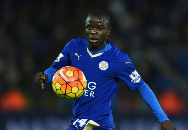 Leicester lose Kante to hamstring injury