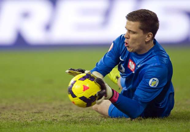 Szczesny among top five Premier League goalkeepers, says Wenger