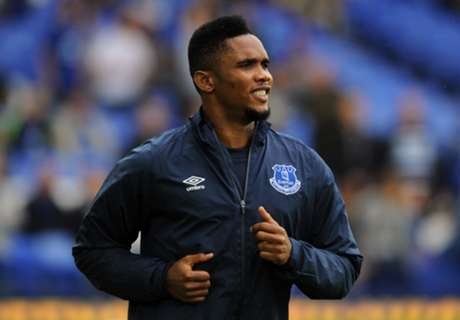 Baines: Eto'o still has killer instinct