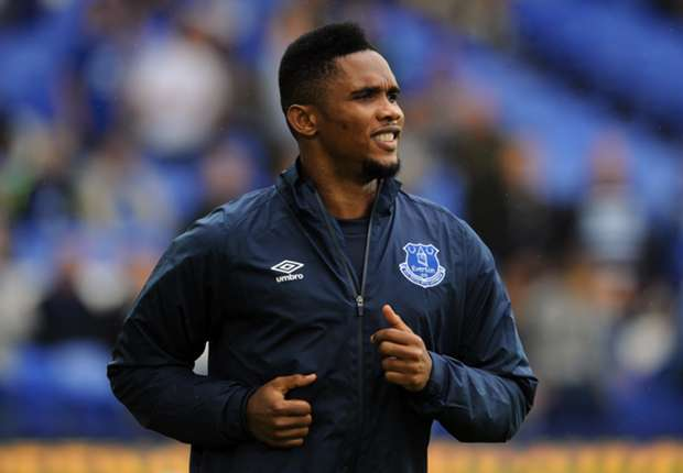 Baines: Eto'o still has killer instinct at Everton