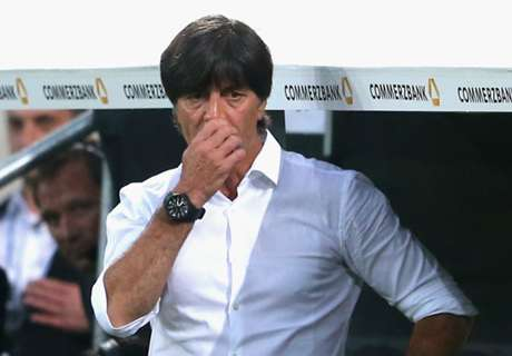 Low concerned by Germany defence