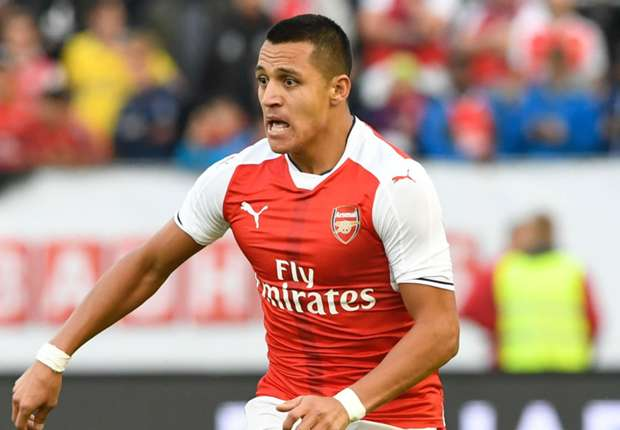 Alexis: I am as good as Messi & Ronaldo