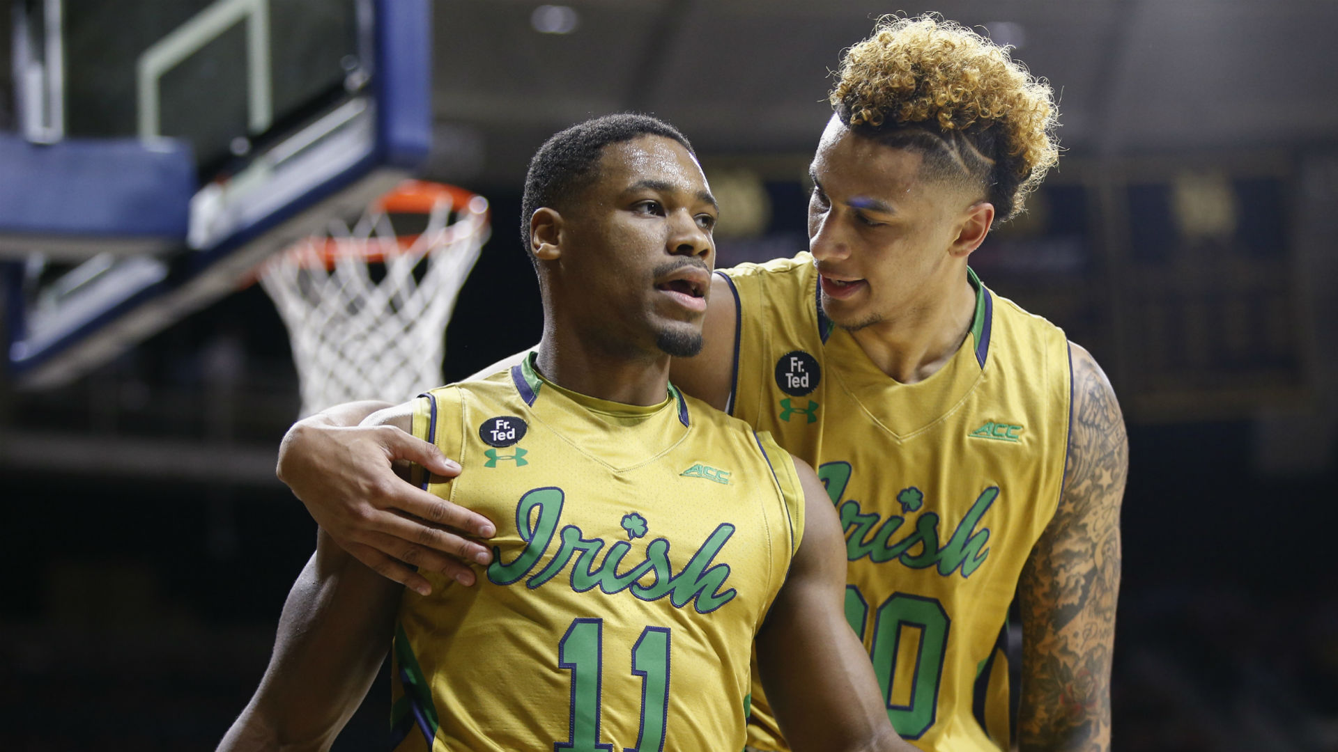 Notre Dame rallies to beat No 2 North Carolina