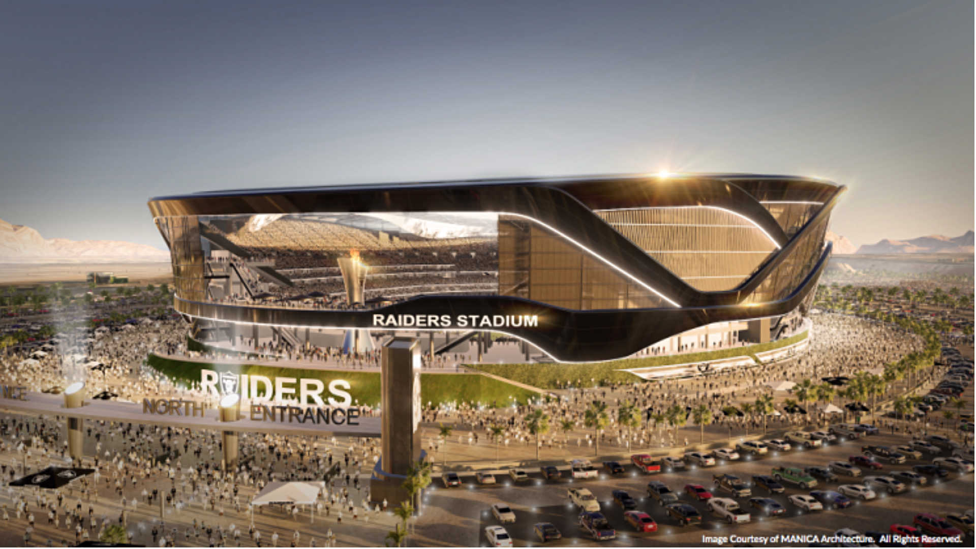 Raiders reportedly will file relocation documents to move to Las Vegas