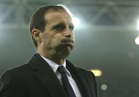 Allegri: Juve has won nothing yet