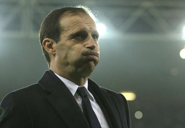 Allegri delighted with unrecognisable Juventus